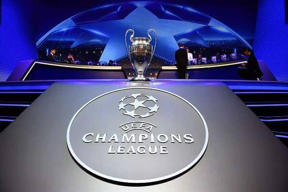 UEFA Champions League Draw this Thursday 9:30pm IST