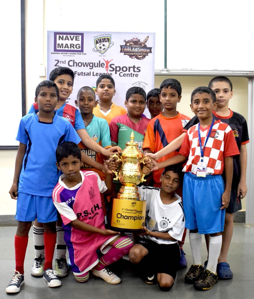 2nd Edition of Goa's 1st Baby League Kicks off