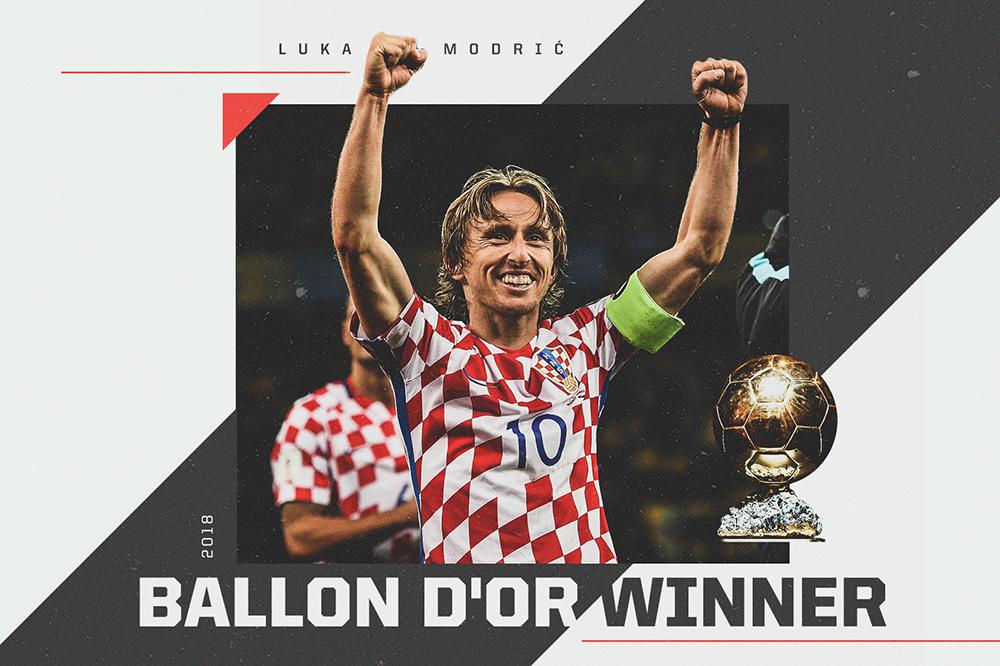 Luka Modric wins Ballon D'or – Award stays in Spain 🇪🇸