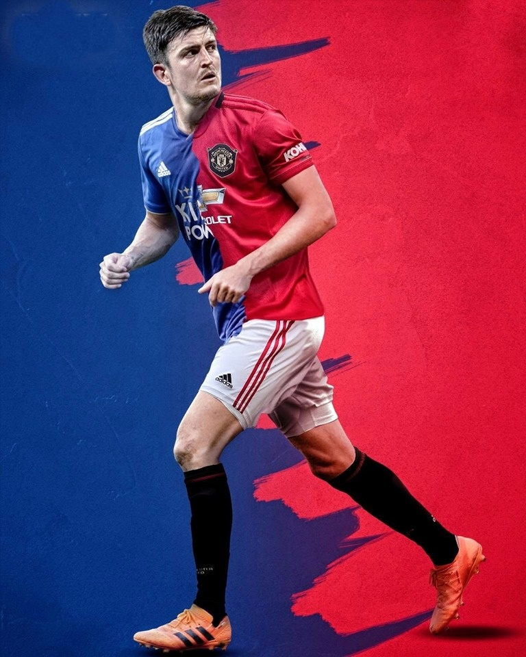 BREAKING: Manchester United have reached an £85M deal for Leicester's Harry Maguire
