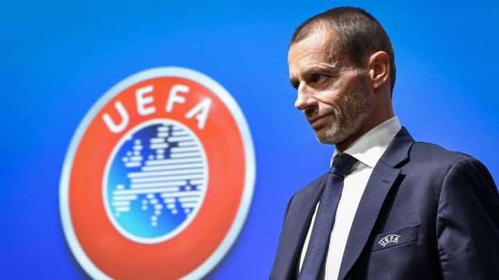 UEFA President says that have a Plan A, B and C