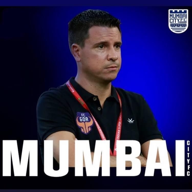 DONE DEAL : Sergio Lobera joins Mumbai City FC