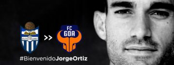 Jorge Ortiz Mendoza snubs Sergio Lobera's Mumbai City to sign for FC Goa.